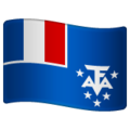 Flag: French Southern Territories on WhatsApp 2.19.244