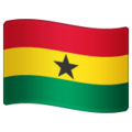 Flag: Ghana on WhatsApp 2.19.244
