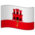 Flag: Gibraltar on WhatsApp 2.19.244