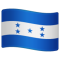 Flag: Honduras on WhatsApp 2.19.244
