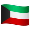 Flag: Kuwait on WhatsApp 2.19.244