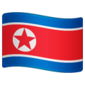 Flag: North Korea on WhatsApp 2.19.244