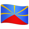 Flag: Réunion on WhatsApp 2.19.244