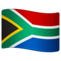Flag: South Africa on WhatsApp 2.19.244