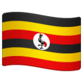 Flag: Uganda on WhatsApp 2.19.244