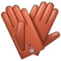 Gloves on WhatsApp 2.19.244