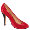 High-Heeled Shoe on WhatsApp 2.19.244