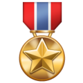 Military Medal on WhatsApp 2.19.244