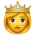 Princess on WhatsApp 2.19.244