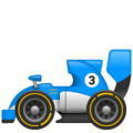 Racing Car on WhatsApp 2.19.244