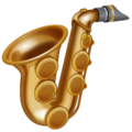 Saxophone on WhatsApp 2.19.244