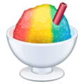 Shaved Ice on WhatsApp 2.19.244