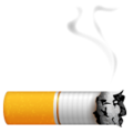 Cigarette on WhatsApp 2.19.244