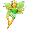 Woman Fairy on WhatsApp 2.19.244