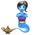 Woman Genie on WhatsApp 2.19.244