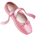 Ballet Shoes on WhatsApp 2.19.352