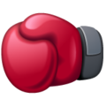 Boxing Glove on WhatsApp 2.19.352