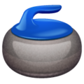 Curling Stone on WhatsApp 2.19.352