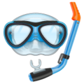 Diving Mask on WhatsApp 2.19.352