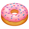 Doughnut on WhatsApp 2.19.352