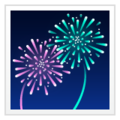 Fireworks on WhatsApp 2.19.352