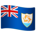 Flag: Anguilla on WhatsApp 2.19.352