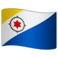 Flag: Caribbean Netherlands on WhatsApp 2.19.352