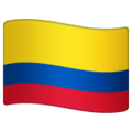 Flag: Colombia on WhatsApp 2.19.352