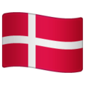 Flag: Denmark on WhatsApp 2.19.352
