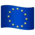 Flag: European Union on WhatsApp 2.19.352