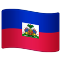 Flag: Haiti on WhatsApp 2.19.352