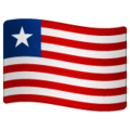 Flag: Liberia on WhatsApp 2.19.352