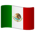 Flag: Mexico on WhatsApp 2.19.352