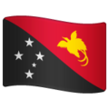 Flag: Papua New Guinea on WhatsApp 2.19.352