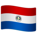Flag: Paraguay on WhatsApp 2.19.352