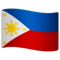 Flag: Philippines on WhatsApp 2.19.352