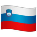 Flag: Slovenia on WhatsApp 2.19.352