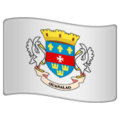 Flag: St. Barthélemy on WhatsApp 2.19.352