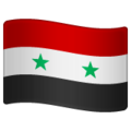 Flag: Syria on WhatsApp 2.19.352