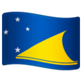 Flag: Tokelau on WhatsApp 2.19.352