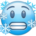 Cold Face on WhatsApp 2.19.352