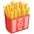 French Fries on WhatsApp 2.19.352