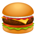 Hamburger on WhatsApp 2.19.352