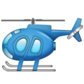 Helicopter on WhatsApp 2.19.352
