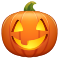 Jack-O-Lantern on WhatsApp 2.19.352