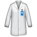 Lab Coat on WhatsApp 2.19.352