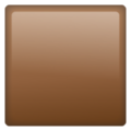 Brown Square on WhatsApp 2.19.352