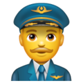 Man Pilot on WhatsApp 2.19.352