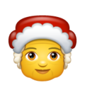 Mrs. Claus on WhatsApp 2.19.352