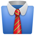 Necktie on WhatsApp 2.19.352